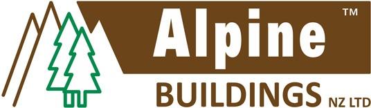 Alpine Buildings Logo