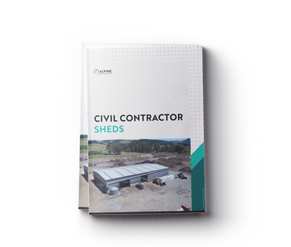 Civil Contractors Shed