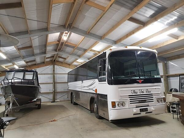 If your looking to store your motorhome or campervan you need a widespan shed
