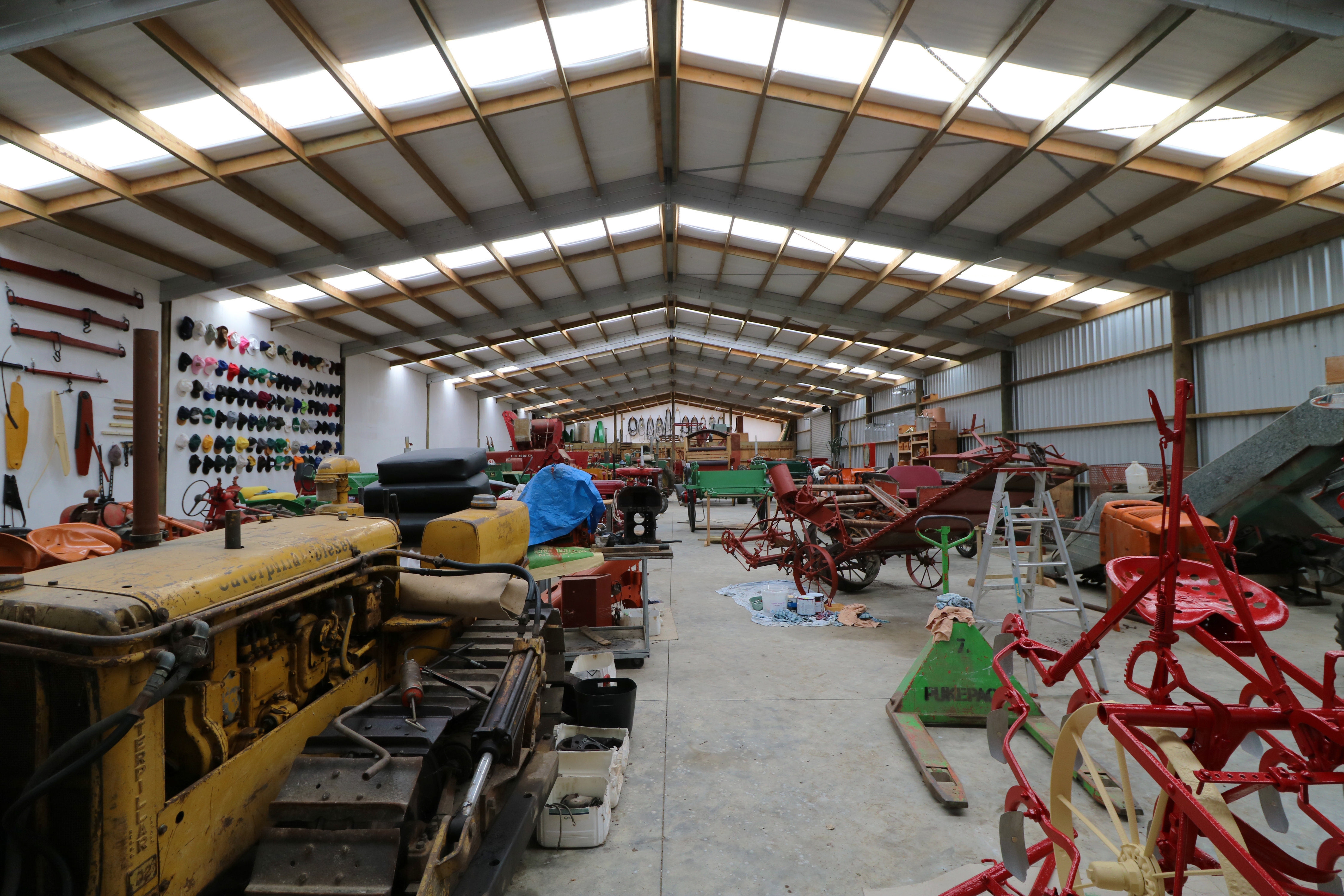 New farm sheds nz