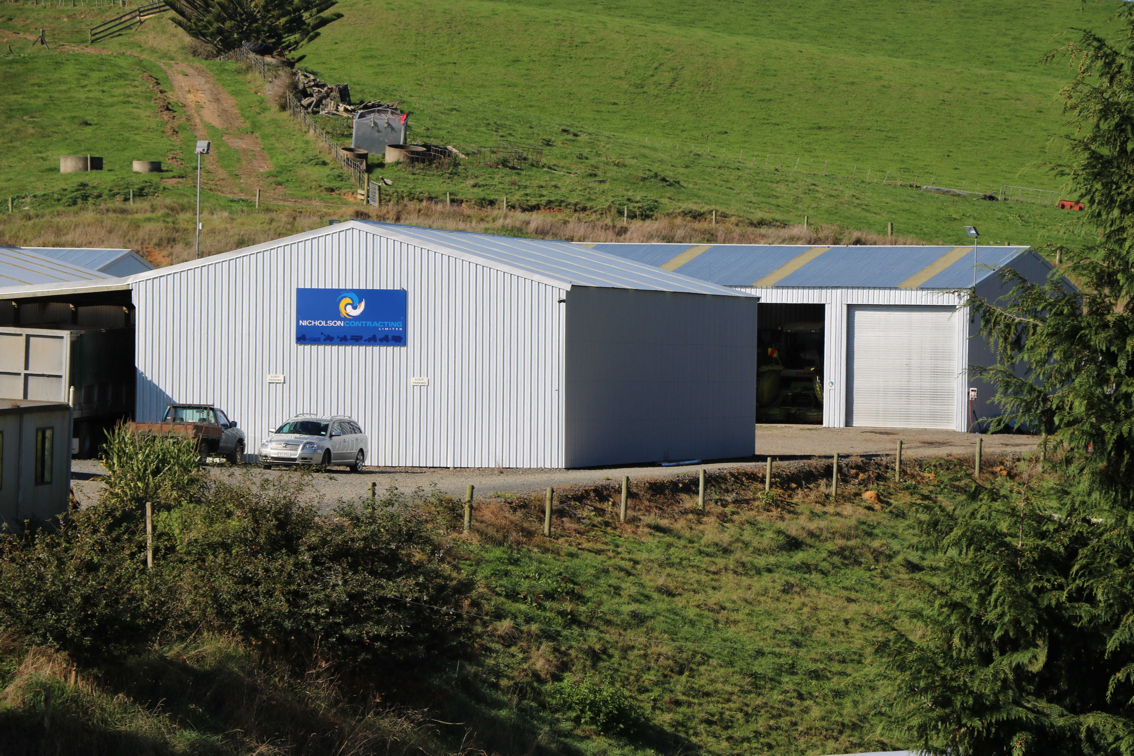 Our large farm sheds come highly recommended