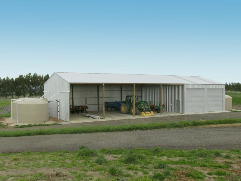 New Zealand's best contractor sheds