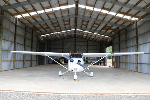 View our hangars here
