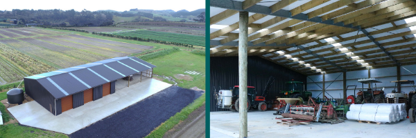 Implement storage shed nz