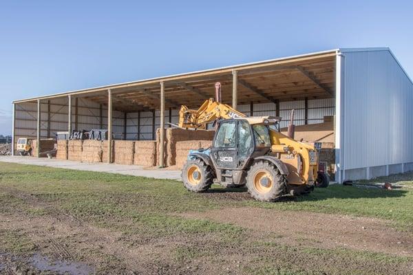 hay storage shed nz