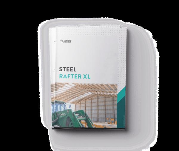 steel rafter xl brochure