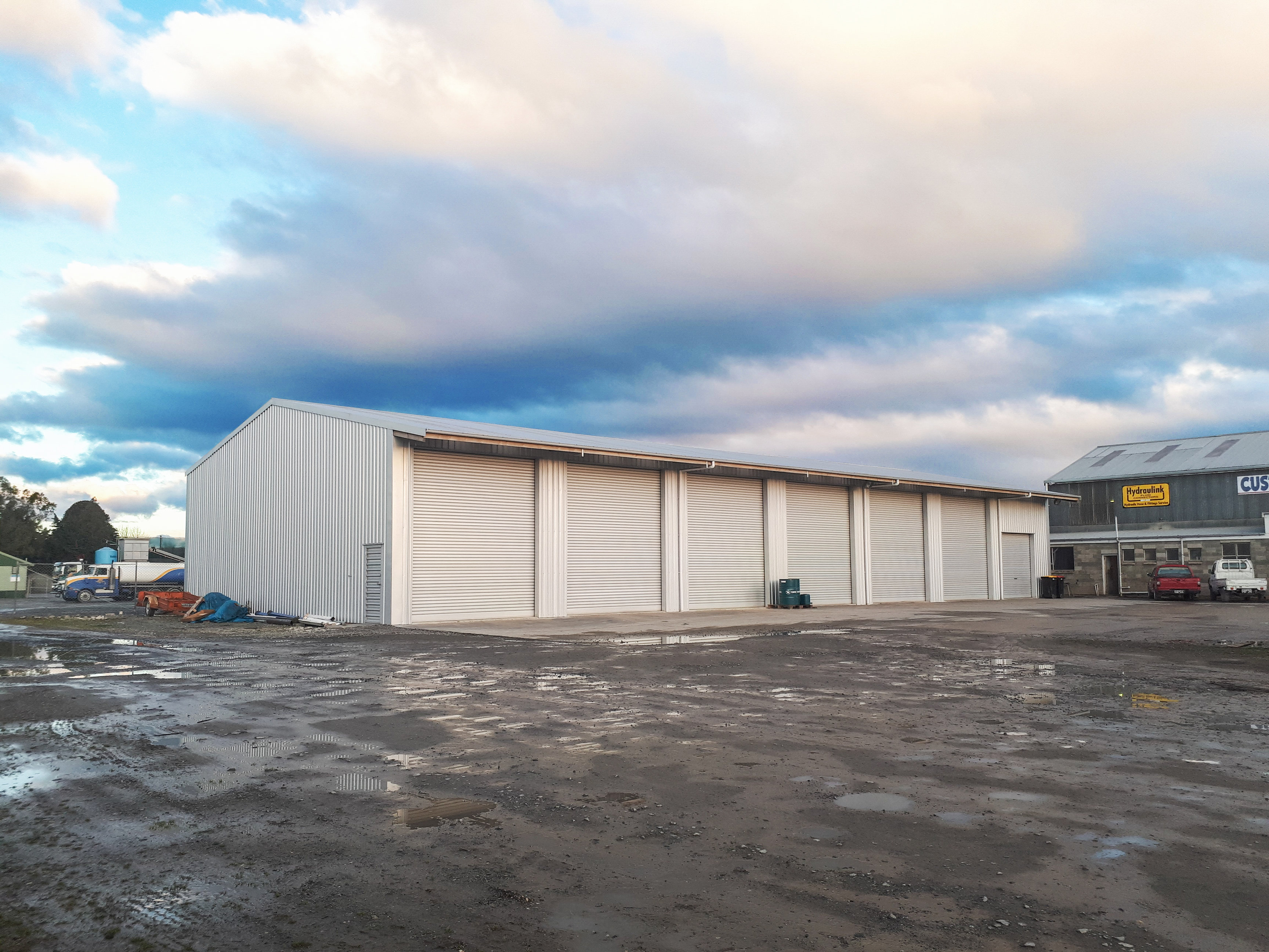 We're experts in large clearspan buildings