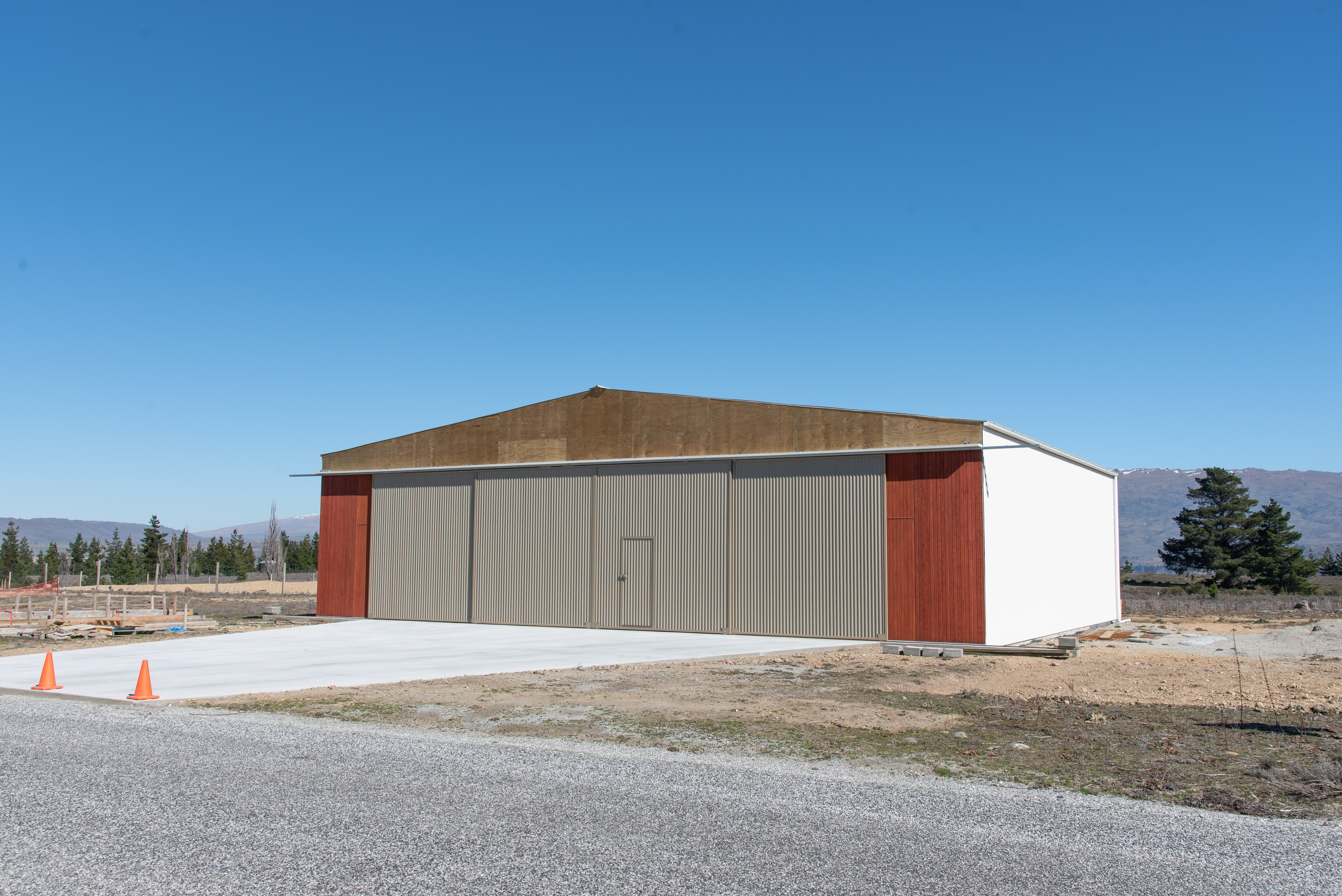 See the hangars Alpine have installed across NZ
