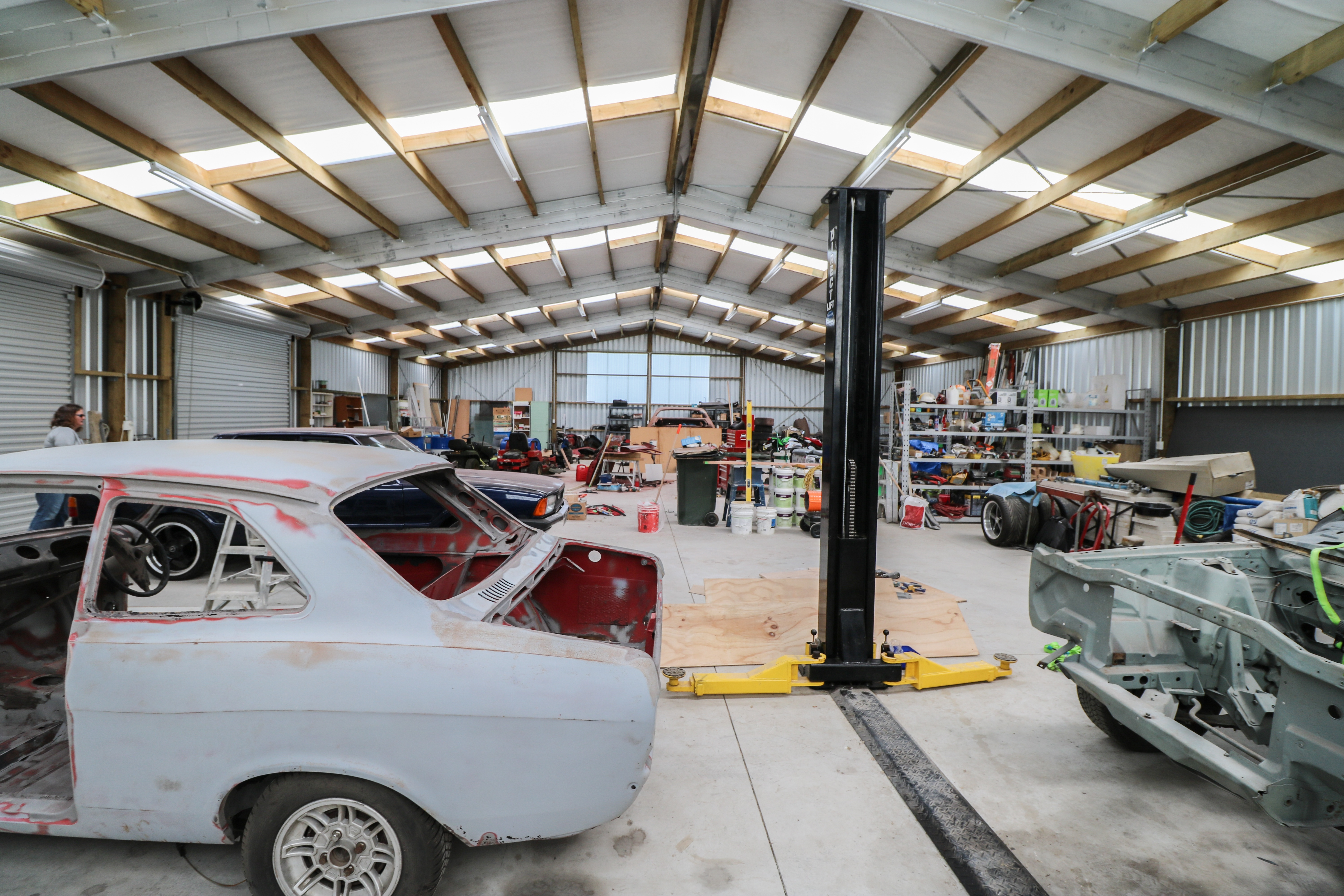 Get inspired by this kiwi man cave