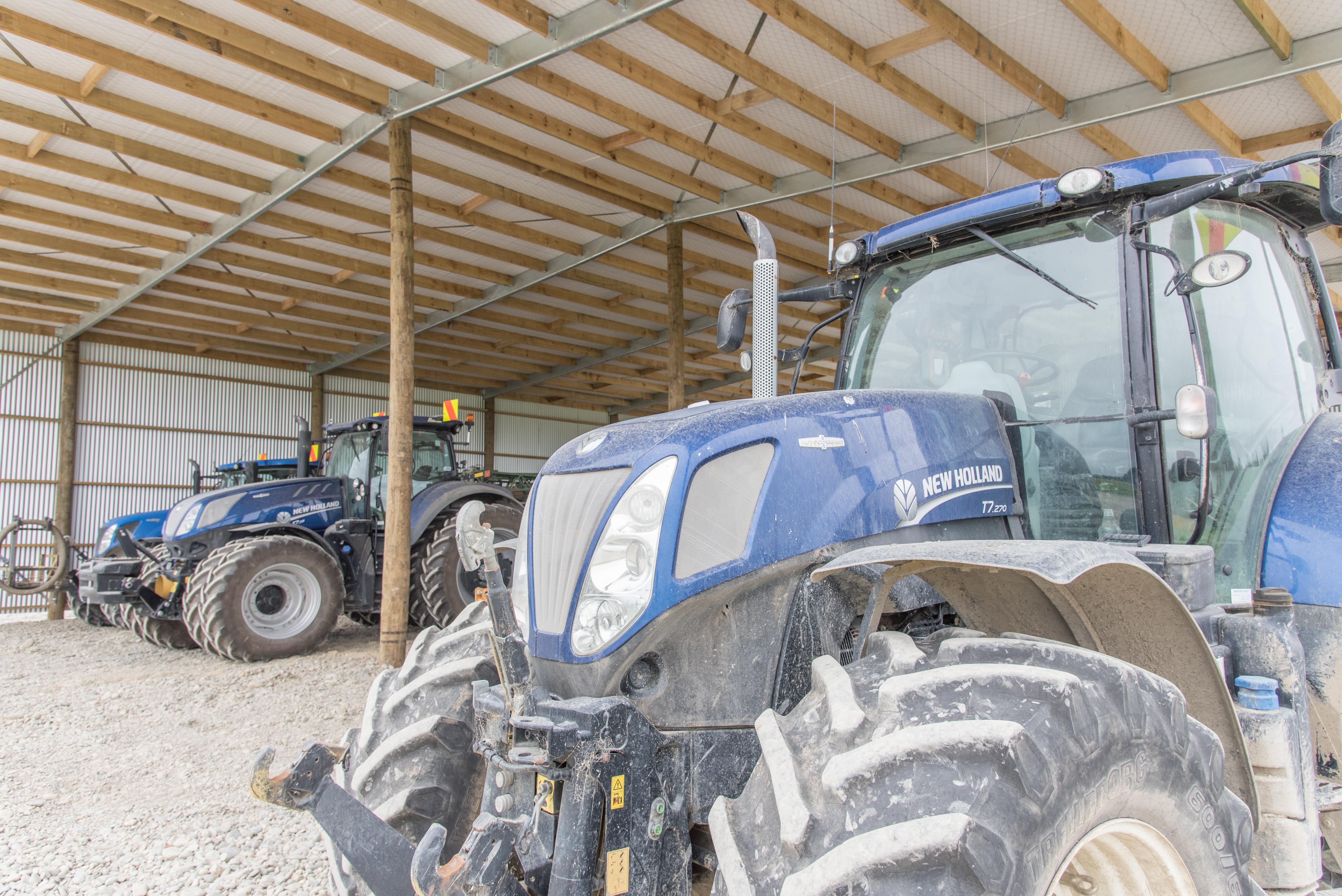 farm sheds nz
