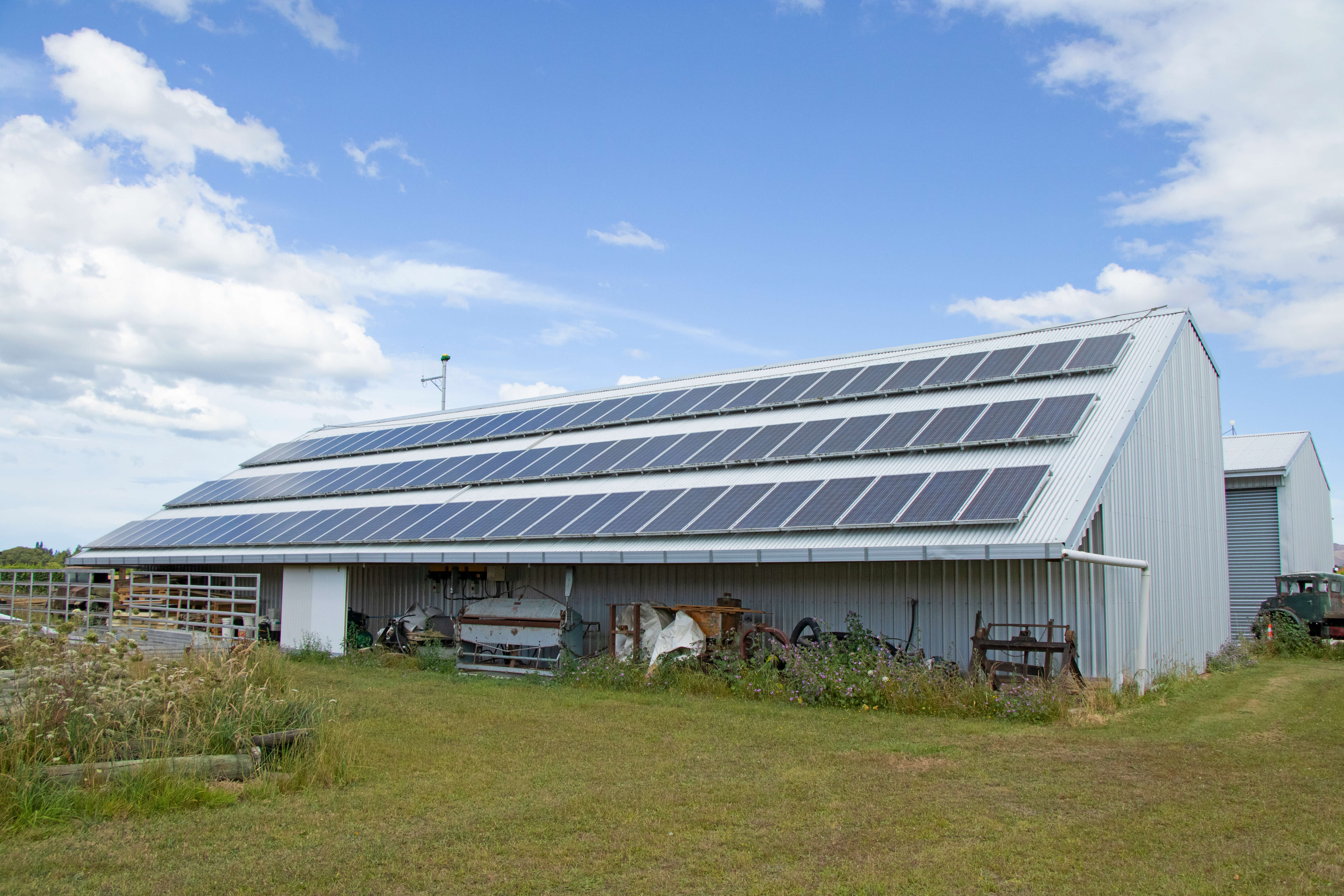 Understand more about solar panel installation