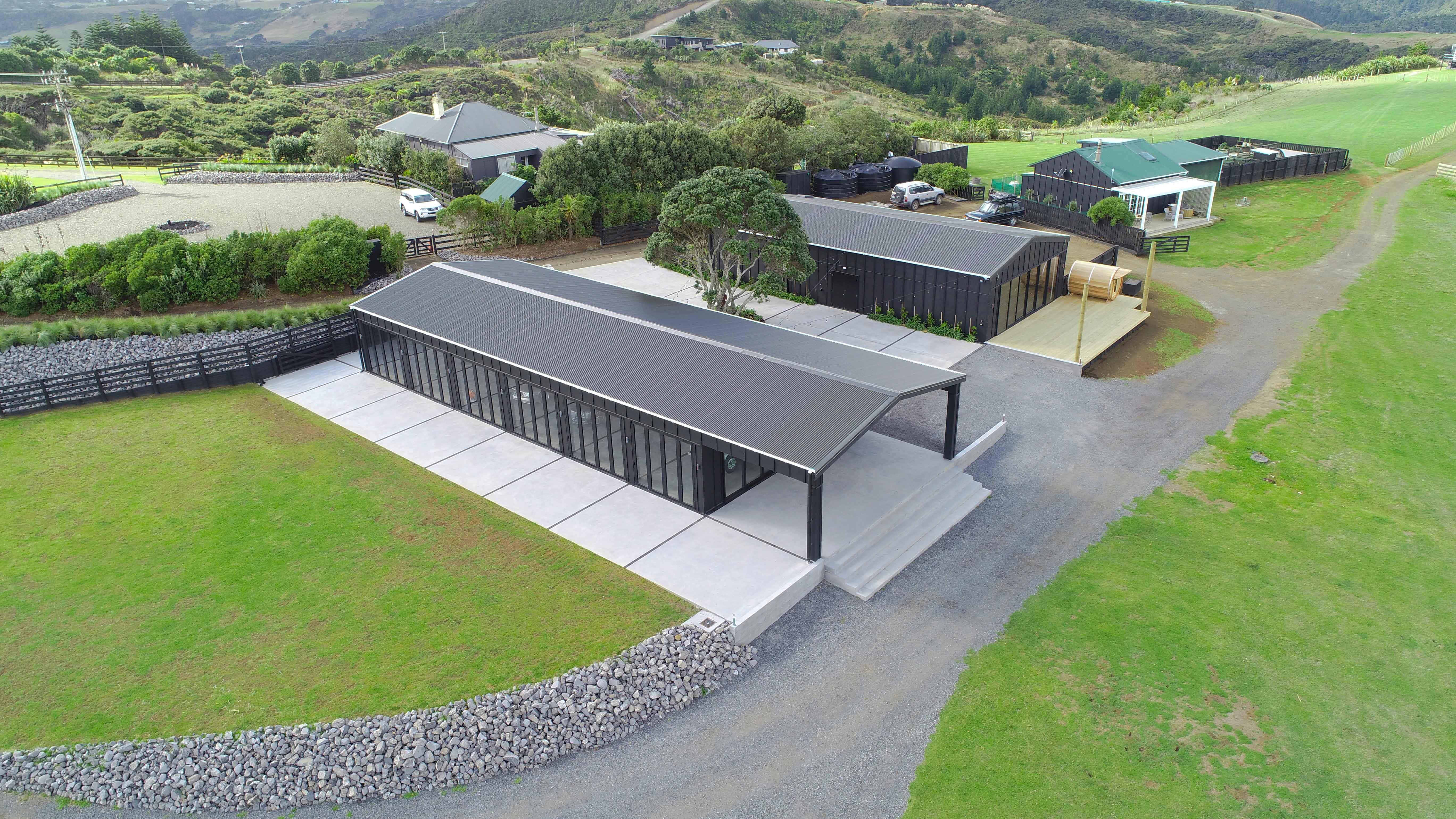 Custom Alpine Buildings shed NZ