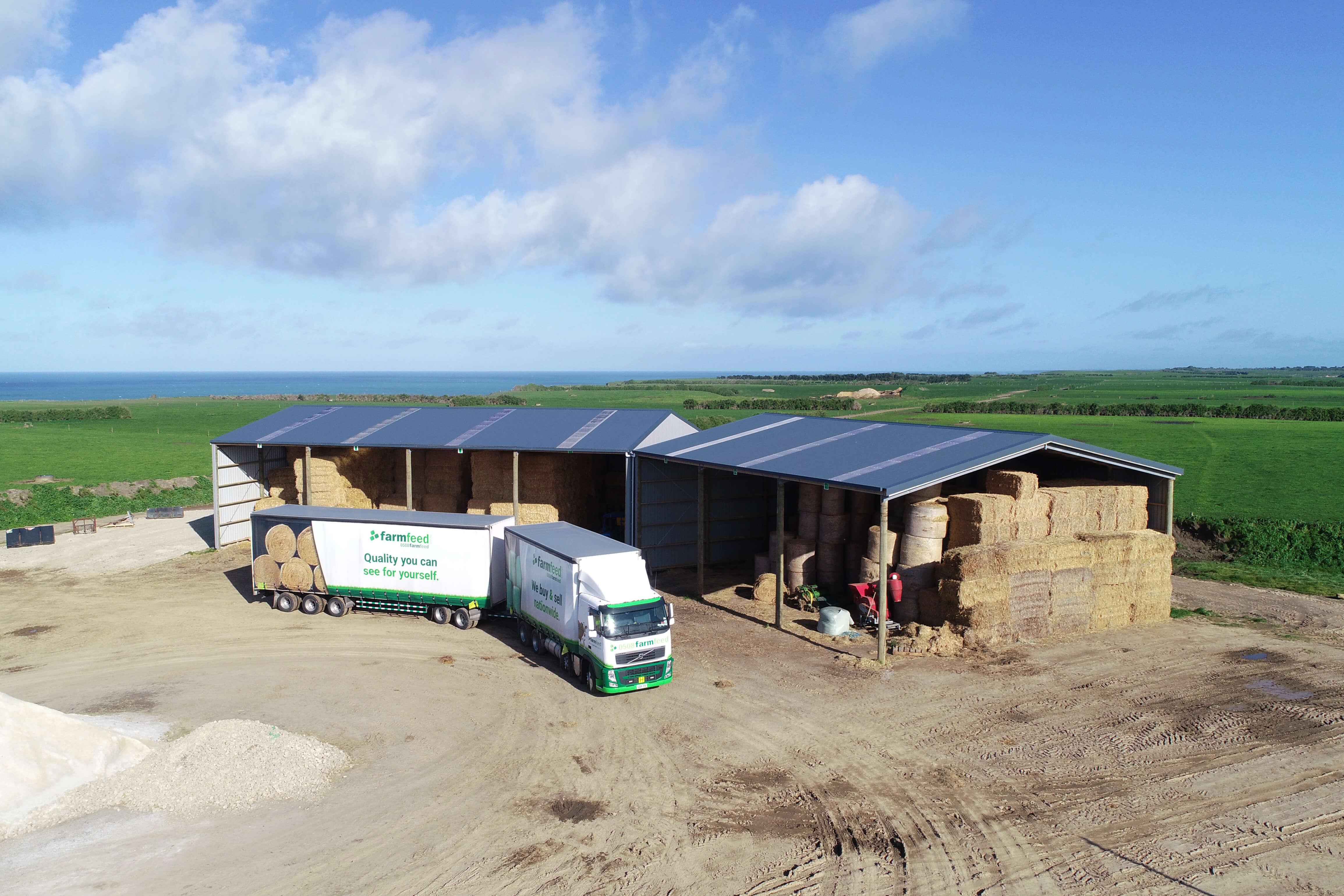 hay shed design