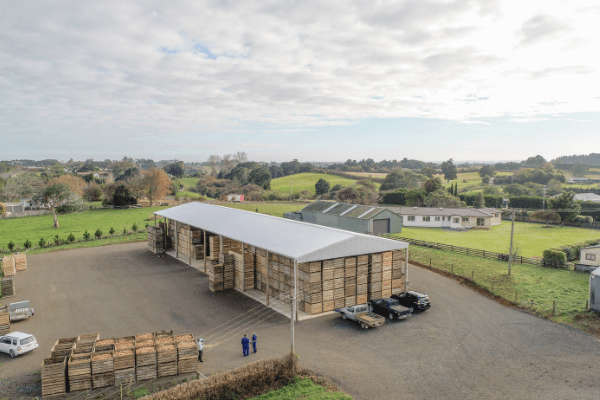 We specialise in large-scale storage sheds