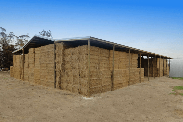 Hay sheds available New Zealand