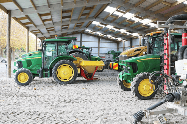 If you're looking to protect your farm equipment you need to invest in a quality storage shed