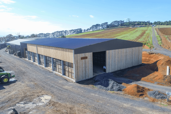 Our produce sheds are aesthetically pleasing as well as incredibly functional