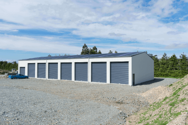 Our kitset workshop sheds are the perfect storage solution